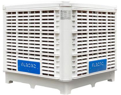 Evaporative Air Cooler Down-Draft