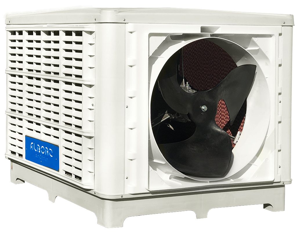 Evaporative Air Cooler Side-Draft