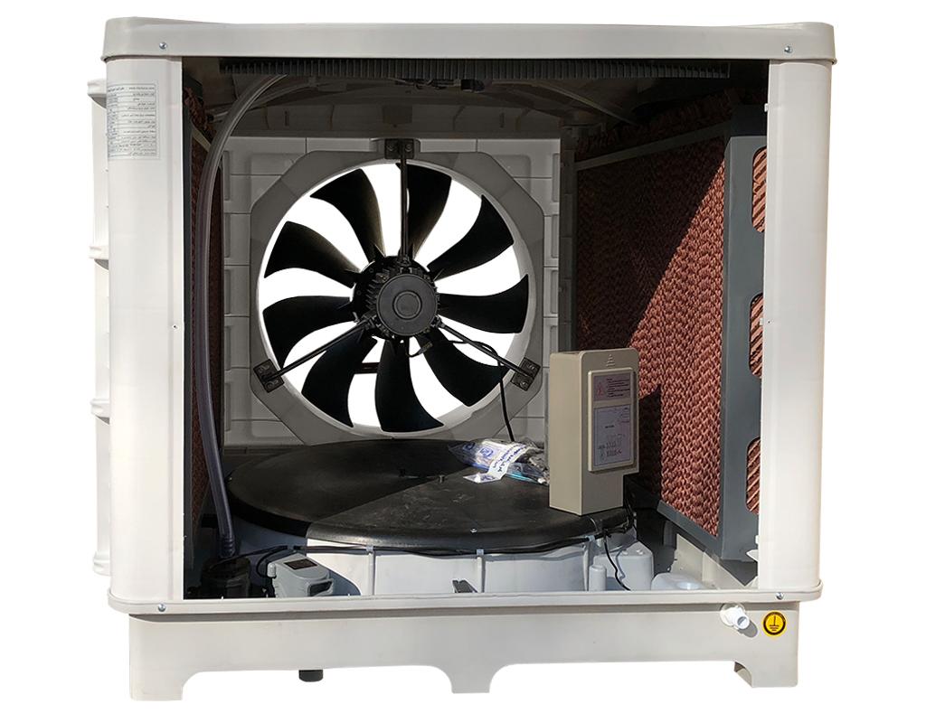 NTAC9/180F ALBORZ Evaporative Air Cooler Side-Draft