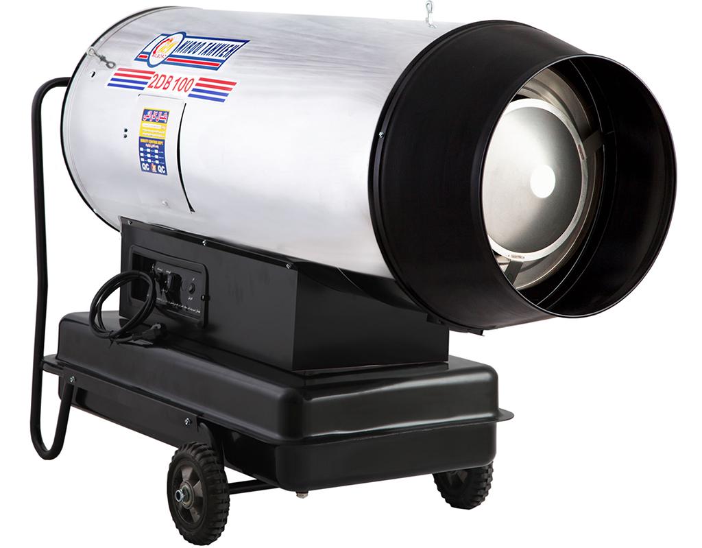 2DB-100 Jet Heater