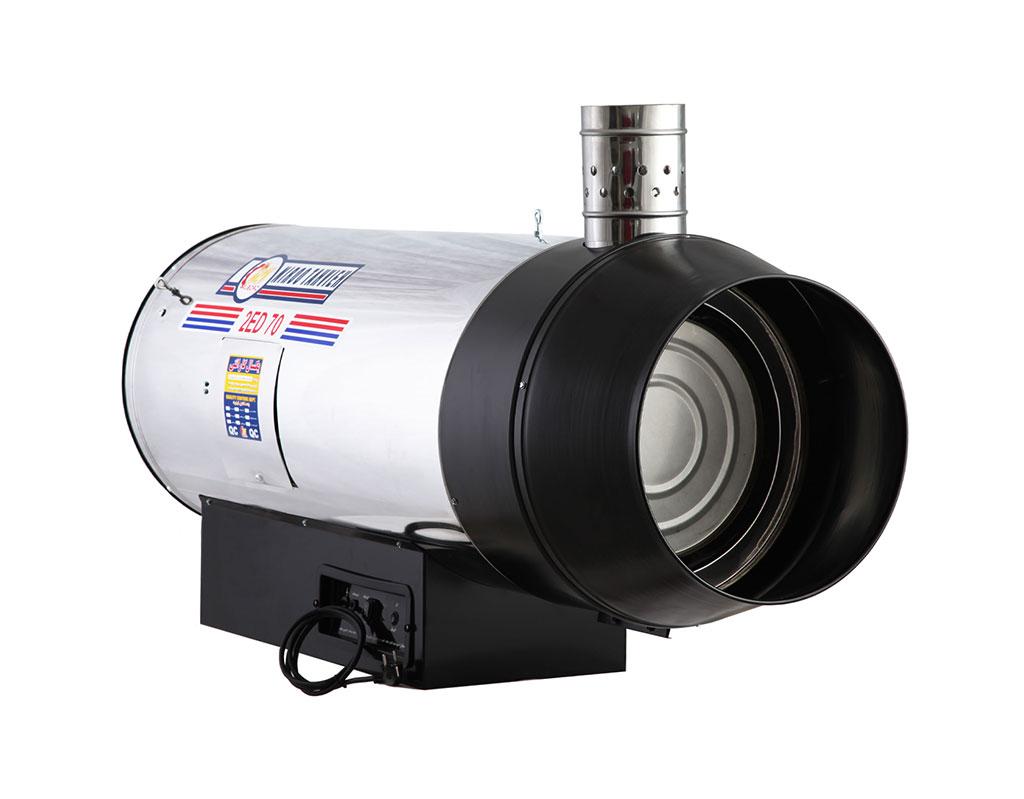 2ED-70 Jet Heater