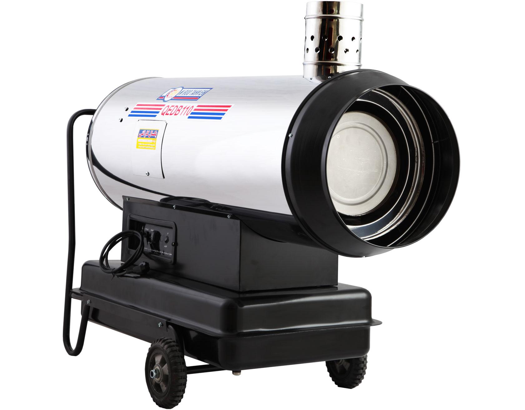 QEDB-110 Jet Heater