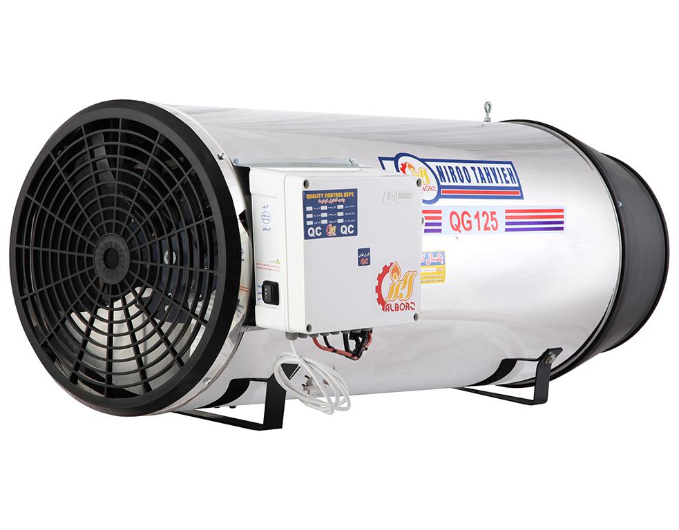 QG-125 Niroo Tahvieh Alborz Jet Heater