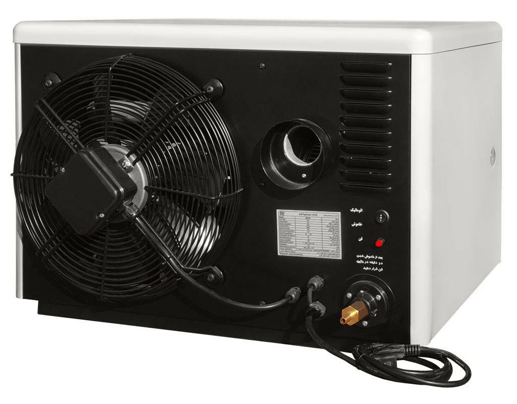 ALBORZ-AHU 80 Unite Heater